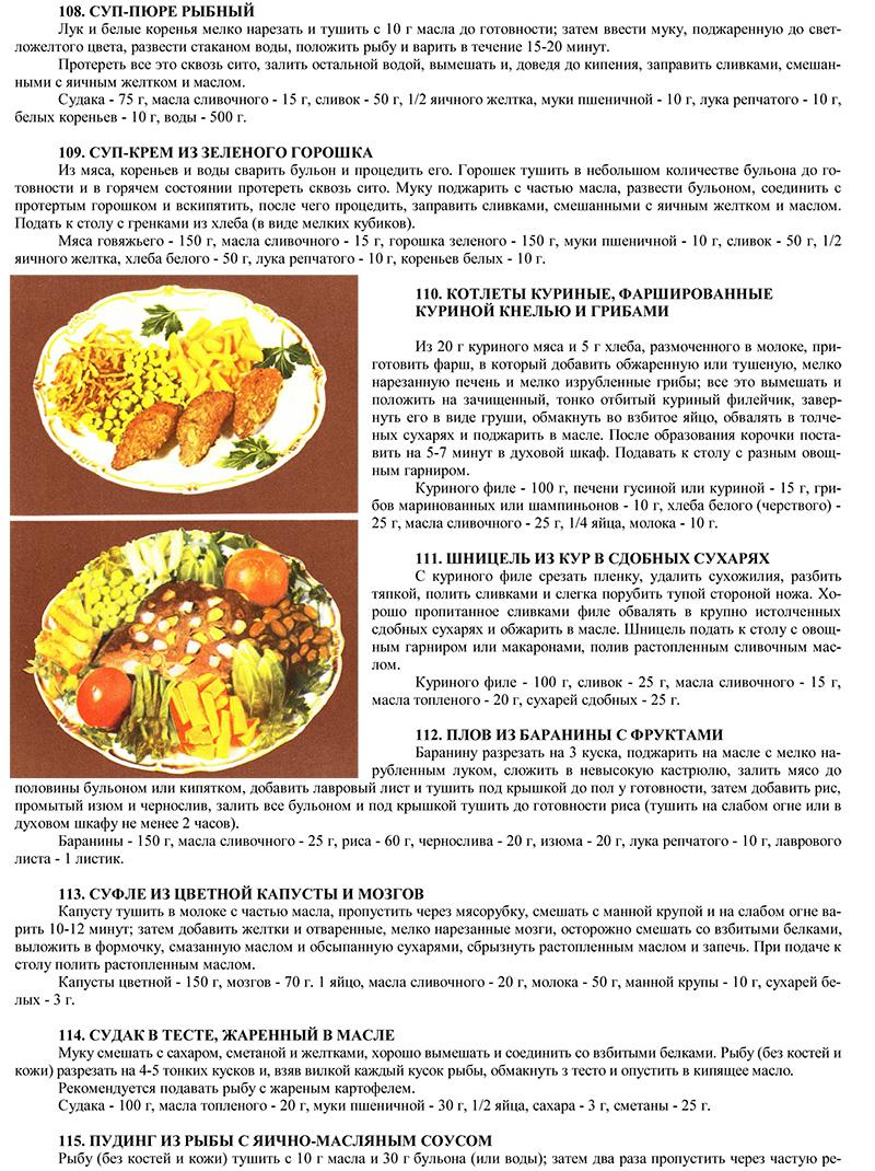 Блюда мясо пошаговое рецепт
