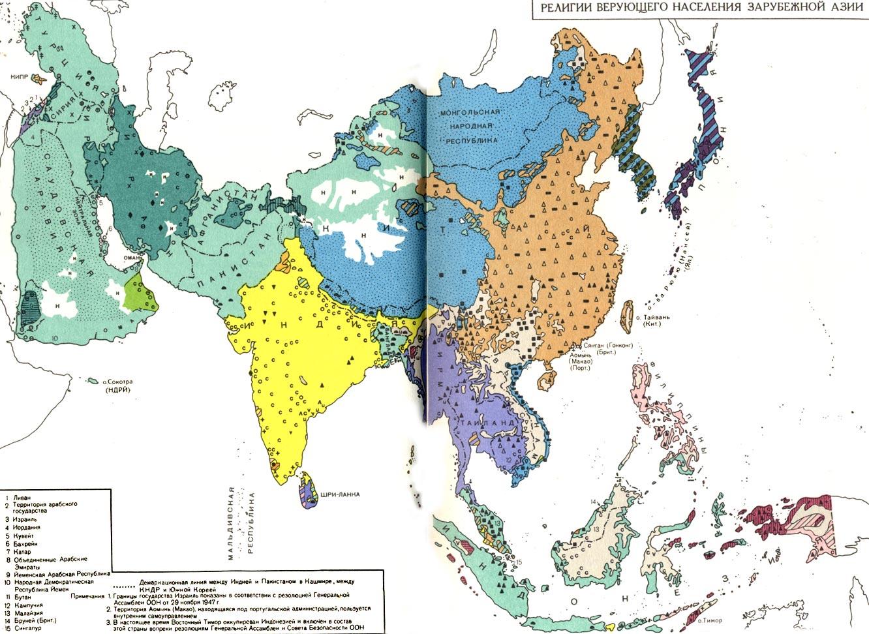 Предприятие карта зарубежной европы