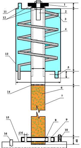 Ректификационная колонна домашний