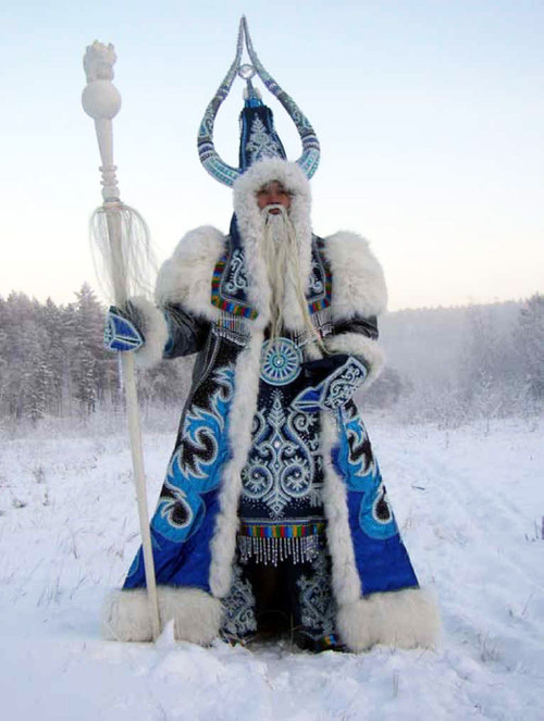 Якутский Дед Мороз