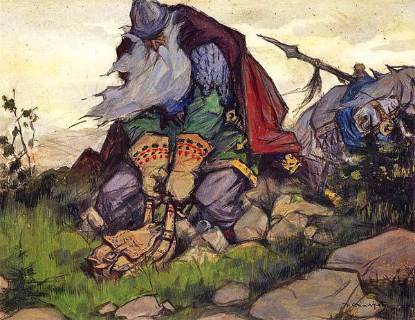 Овен и Козерог идут вместе по жизни