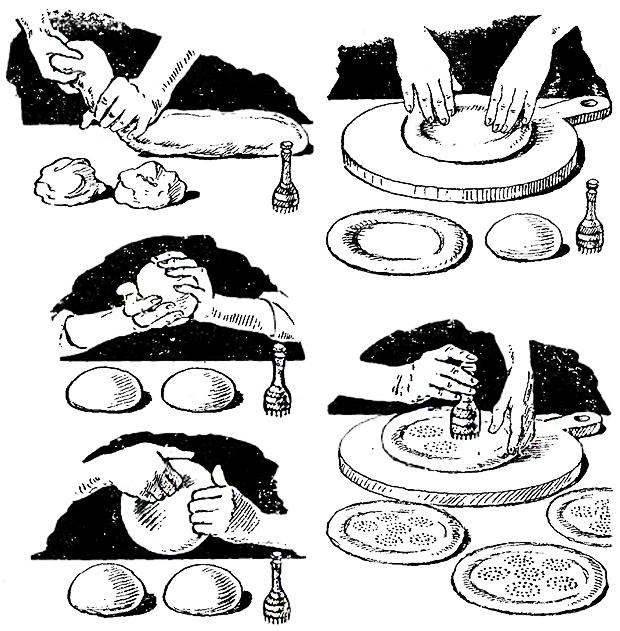 узбекская кухня выпечка рецепты с фото