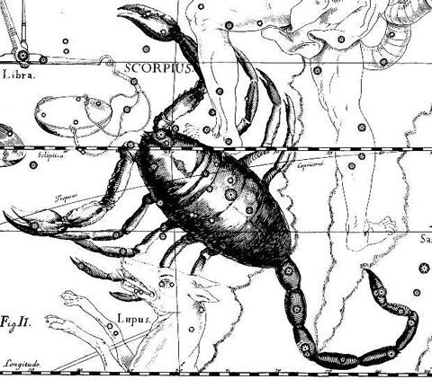 Поздравление в стихах скорпиону фото 815
