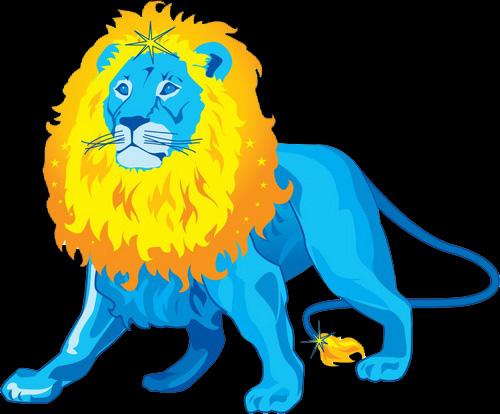 льва рожденных под мистические спрсобности людей знаком